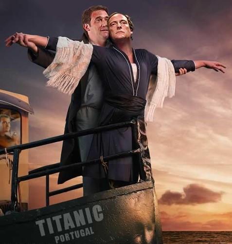 Passos Coelho, Paulo Portas e o Titanic