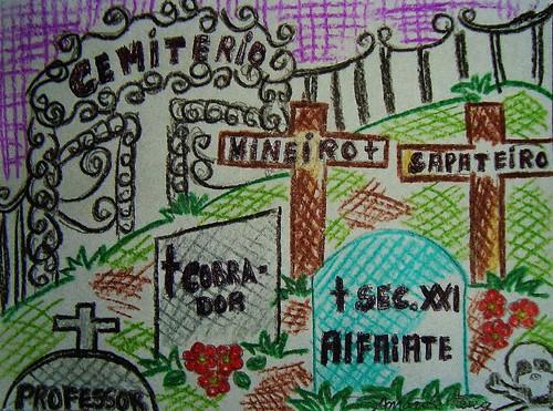 Cemitério de profissões