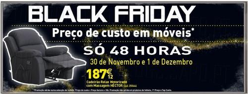 Black Friday | CONFORAMA | dias 30 novembro e 1 dezembro