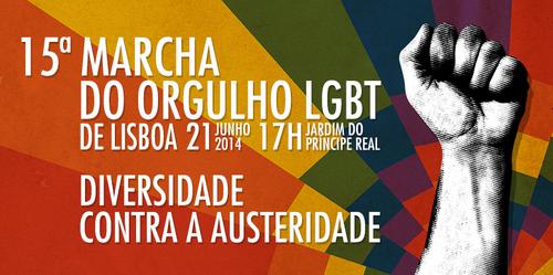 Marcha do Orgulho LGBT 2014