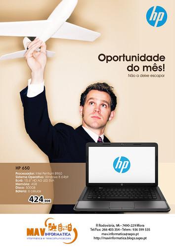 HP 650 - MAV Informática
