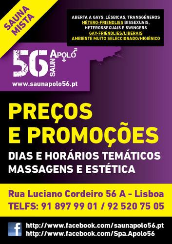 Flyer Promoção Julho-Agosto 2013