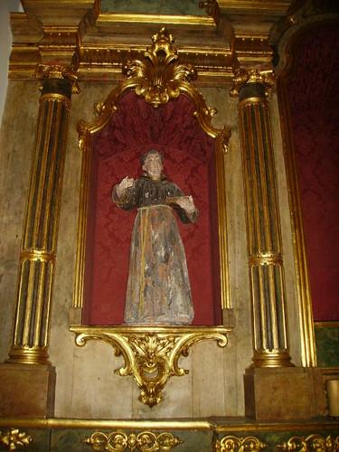 Santo António, Capela no Solar dos zagallos