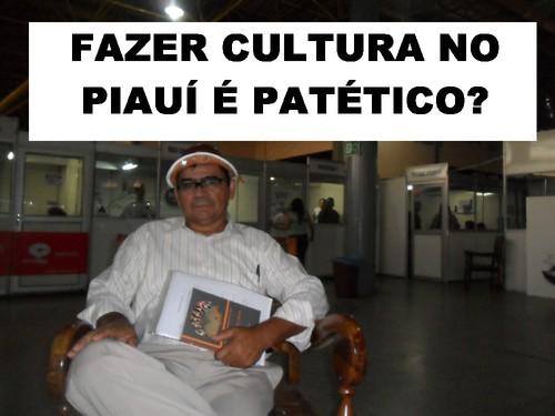 SER ESCRITOR NO PIAUÍ/É PATÉTICO?/BRASIL