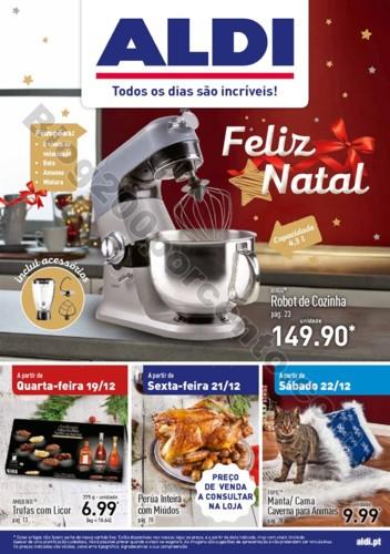 Antevisao Folheto ALDI a partir de 19 dezembro  d1