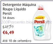 Super Preço Persil 54 doses