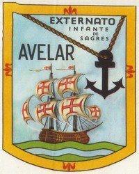 Emblema do Colégio de Avelar - Externato Infante de Sagres