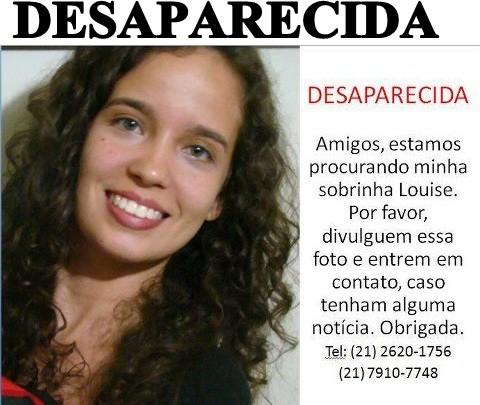 DESAPARECIDA/