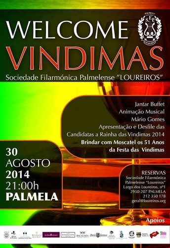 Welcome Vindimas