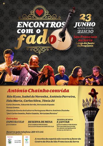 Junta Freguesia São Francisco da Serra - Poster F