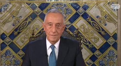 Mensagem de Ano Novo do Presidente da República 1