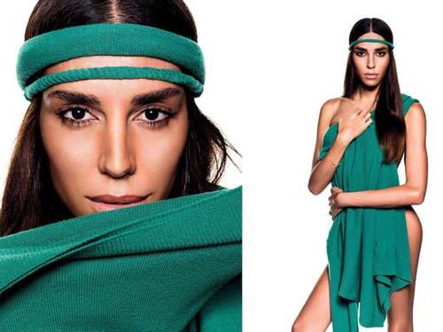 A transexual brasileira Lea T é uma das protagonistas da nova campanha de  publicidade da Benetton adb4f10d9f5