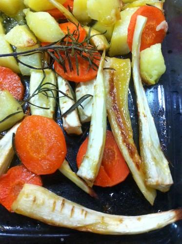 Trio de legumes
