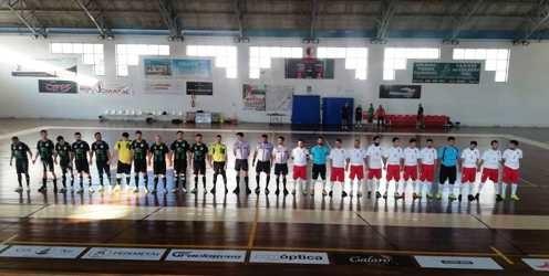 Vilaverdense - Pampilhosense 1ªJ DH Futsal 28-09-
