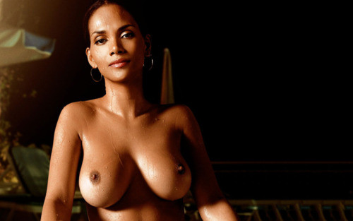 Halle berry nake body — pic 14