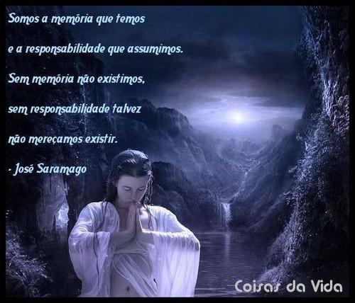 Saramago no Facebook