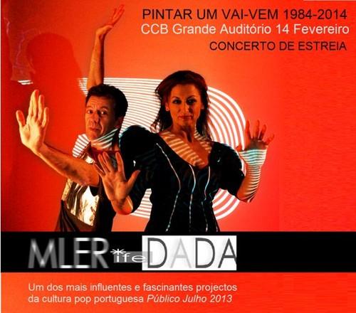 MLER IFE DADA - Um Regresso Fascinante - CCB Grande Auditório 14 Fevereiro