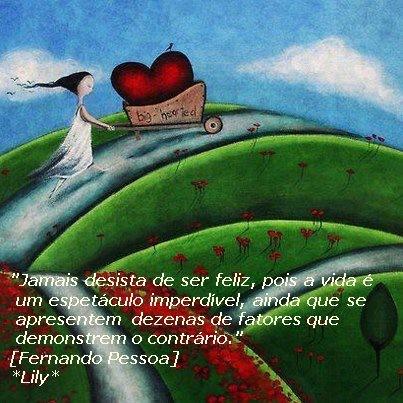 Ser Feliz - Fernando Pessoa