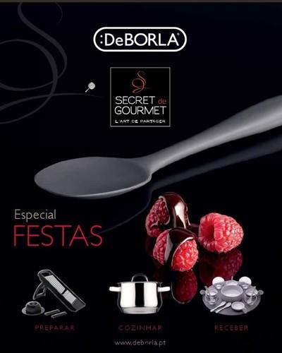 Novo Catalogo / folheto | DEBORLA | Especial festas