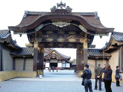 Portão Oriental do Nijo-jo