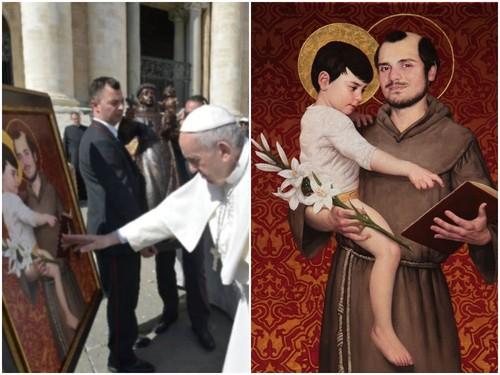 Barahona Possollo Papa Santo António .jpg