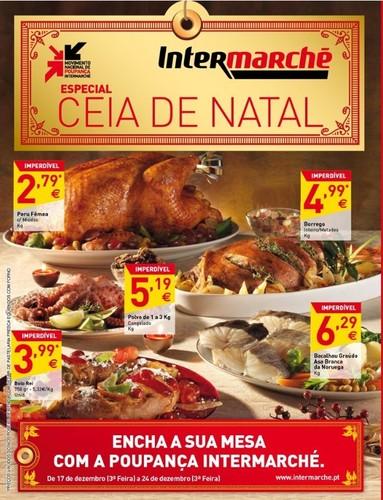 Antevisão folheto   INTERMARCHÉ   Lojas Contact de 17 a 24 dezembro