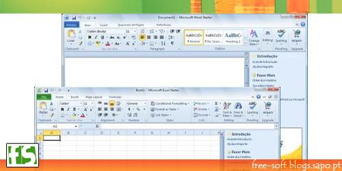 Office gratuito download grátis microsoft office starter