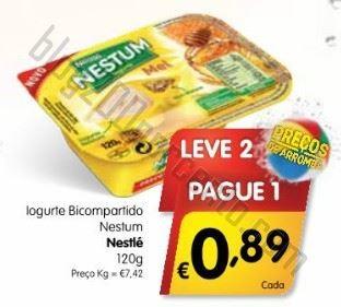 Acumulação L2P1 + Talão MINIPREÇO de 7 a 13 agosto - Nestlé