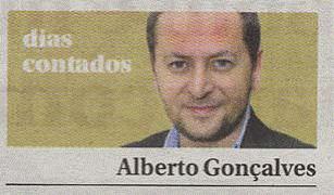 Alberto Gonçalves DN Diário de Notícias Dias Co