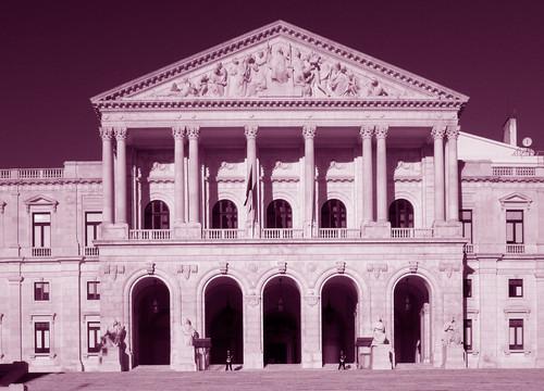 Palácio de São Bento, Lisboa – (c) 2004