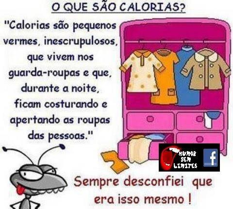 O que são calorias