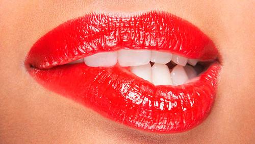 Lábios bonitos
