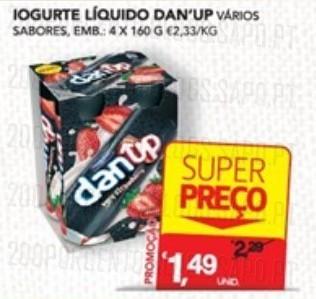 Acumulação Super-Preço + Vale | CONTINENTE | Danone - Danup