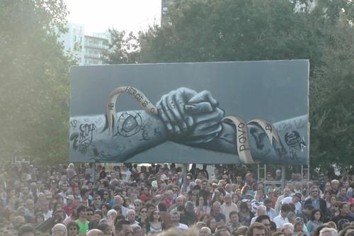 13 de Outubro em Lisboa, o povo é o Heroi