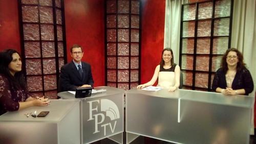 Carina Freitas e Filipe Ribeiro - FPTV - 23 de Ago