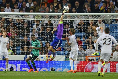 LC: R. Madrid-Schalke 04 13/14