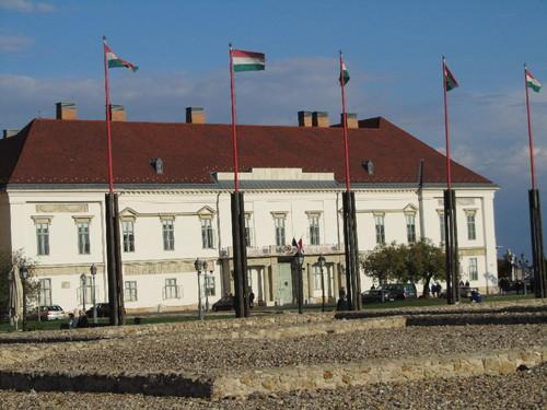 Budapeste - Palácio Sandór