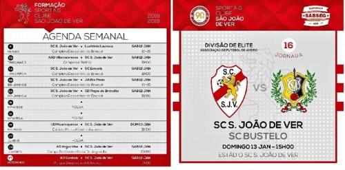 Cartaz SC S João de Ver