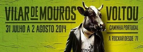 Festival Vilar de Mouros 2014 ESTÁ FECHADO O CARTAZ do 1º FESTIVAL 100% de ECONOMIA SOCIAL