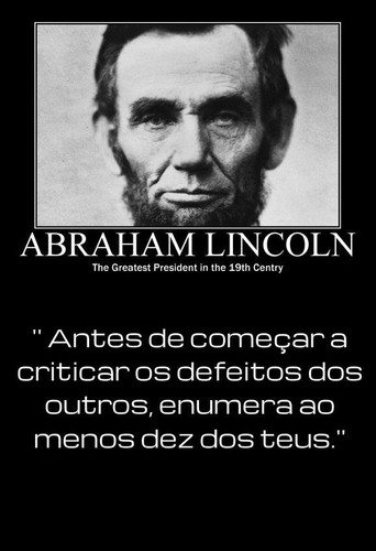 Abrham Lincoln