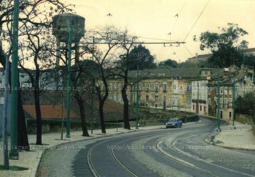 Rua de Santa Apolónia, 1989