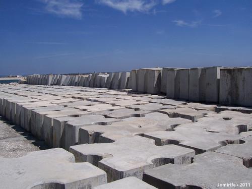 Génese Sinalização Marítima FP-026 - Pedras