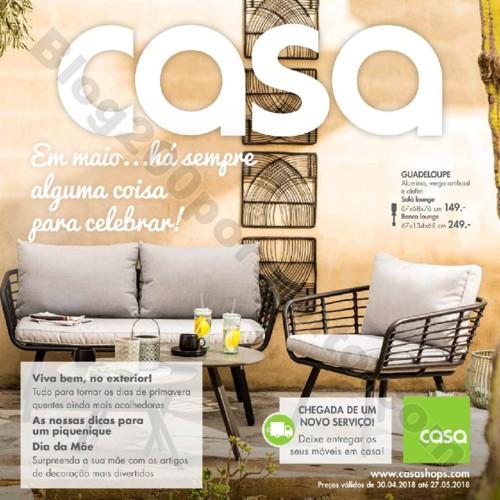 Antevisão Folheto CASA Promoções de 30 abril a