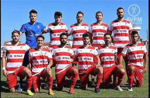 Seniores Ovarense 0 SC S João de Ver 1