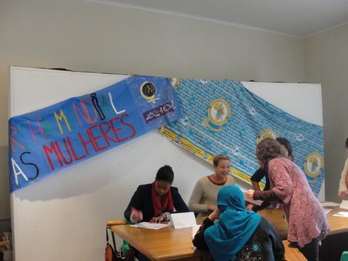 Conversa de grupo Ponta Delgada
