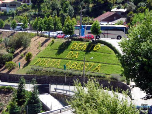São Bento da Porta Aberta (1) Jardim