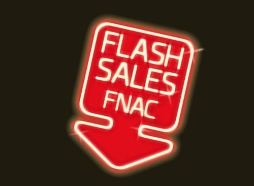 Flash sales | FNAC | 6 dezembro