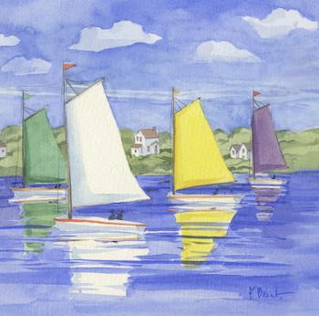 Pintura de Paul Brent