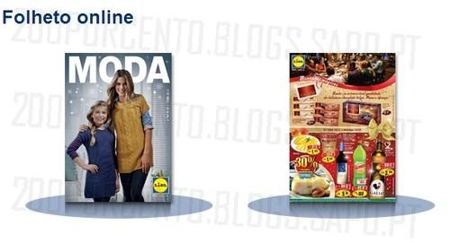 Novos Folhetos | LIDL | Online