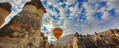 Viagem e Férias na Turquia baratas na Capadócia e Antalya
